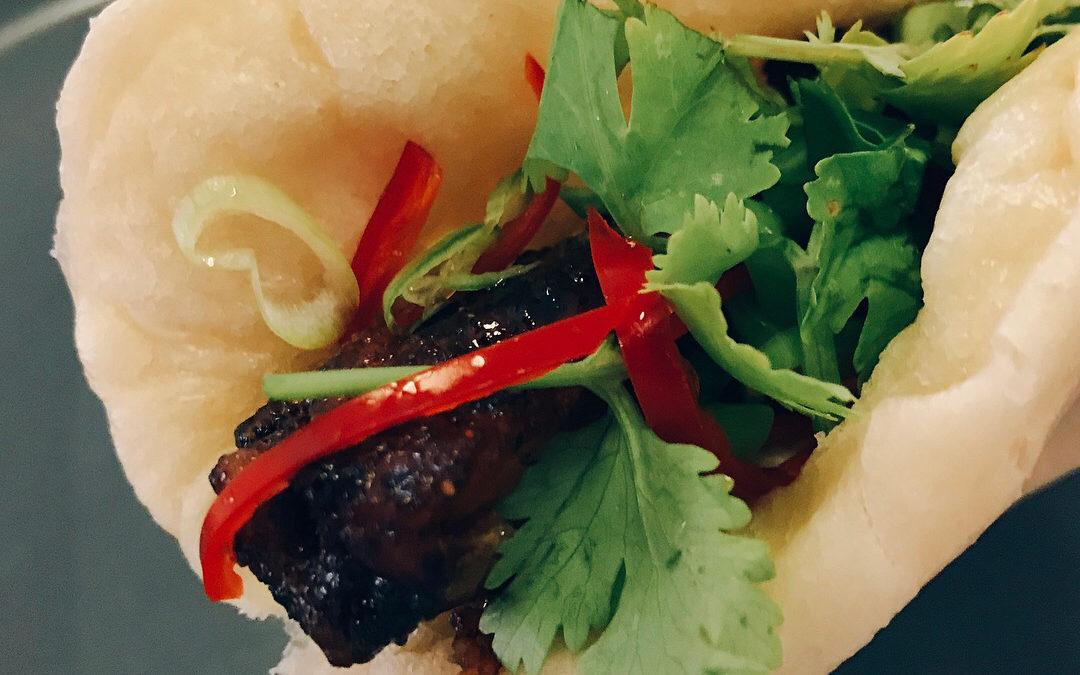 Pork Belly Burnt Ends Bao