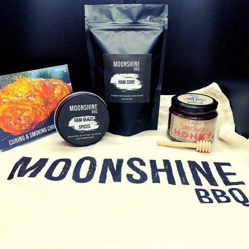Moonshine BBQ Christmas Ham Kit